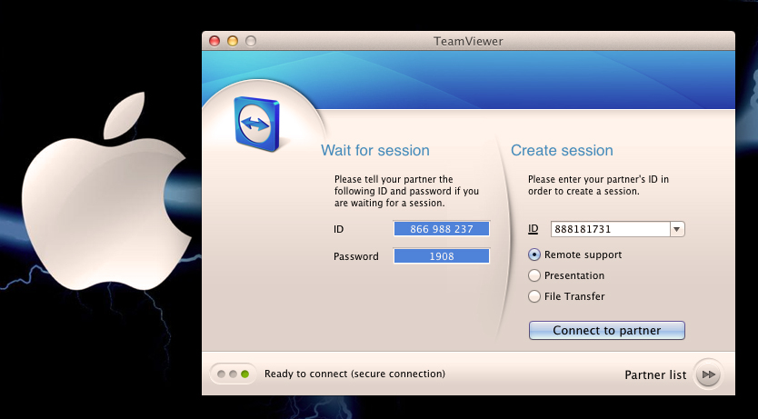 TeamViewer-on-MAC